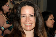 Holly Marie Combs Long Straight Cut