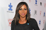 Holly Robinson Peete Knit Top