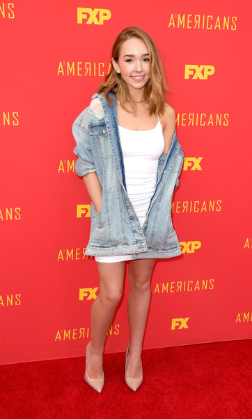 Holly Taylor Denim Jacket