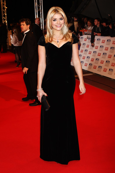 Holly Willoughby Long Center Part