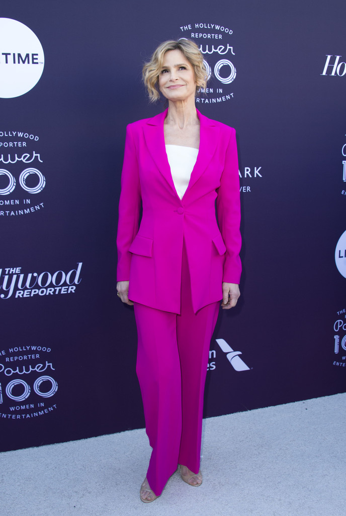 More Pics of Kyra Sedgwick Pantsuit (1 of 8) - Clothes ...