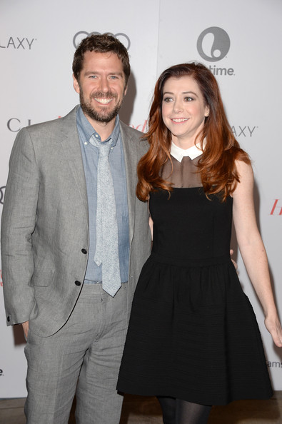 More Pics of Alyson Hannigan Ankle Boots (1 of 10) - Ankle Boots Lookbook - StyleBistro