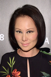 Alina Cho attended the Hollywood Reporter's Most Powerful People in Media 2018 wearing this classic bob.