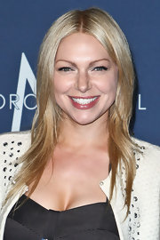 Laura Prepon attended 'The Hollywood Reporter' Celebration of the 84th Annual Academy Awards wearing her blond tresses in smooth and shiny layers.