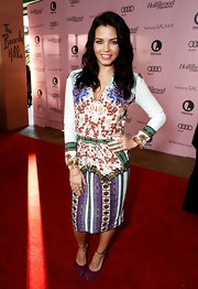 Jenna Dewan-Tatum's floral dress at the Power 100: Women in Entertainment breakfast was to die for!
