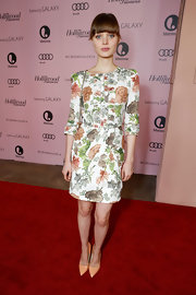We can't help but adore this floral dress Bella wore to the Power 100: Women in Entertainment breakfast.