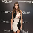 Look of the Day, April 9th: Hilary Swank's Mixed-Media Shift