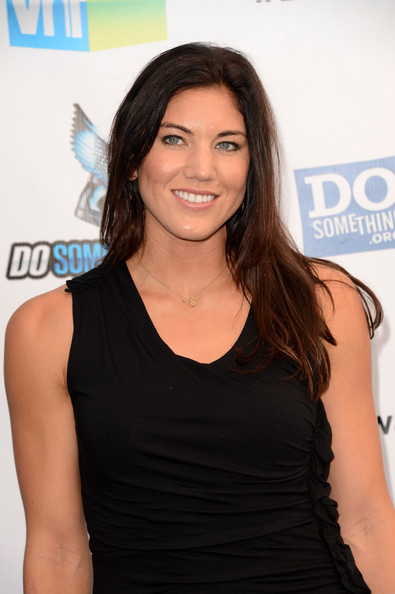 More Pics of Hope Solo Little Black Dress (1 of 6 ...