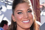 Hope Solo Half Up Half Down