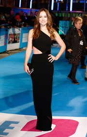 Olivia Wilde rocked a sexy cutout dress by Michael Kors at the London premiere of 'Horrible Bosses 2.'