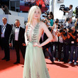 Elle Fanning in Gucci at the Cannes Film Festival