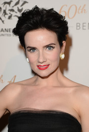 Victoria Summer rocked a messy-glam 'do at the Humane Society of the United States 60th anniversary gala.