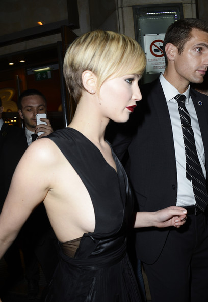 More Pics of Jennifer Lawrence Pixie (7 of 39) - Short Hairstyles ...