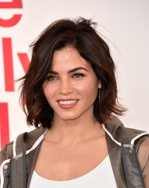 More Pics Of Jenna Dewan Tatum Bob 9 Of 22 Short Hairstyles Lookbook Stylebistro