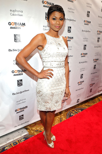 More Pics of Emayatzy Corinealdi  Beaded Dress (1 of 3) - Emayatzy Corinealdi  Lookbook - StyleBistro