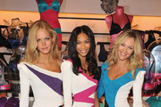 Chanel Iman and Candice Swanepoel Photo