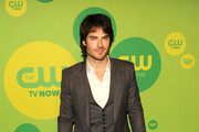 Ian Somerhalder Men's Suit