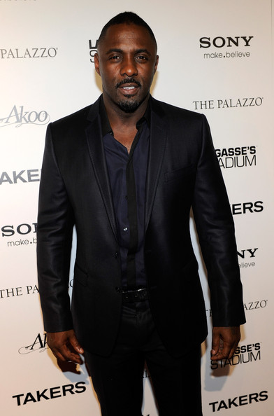 Idris Elba Clothes