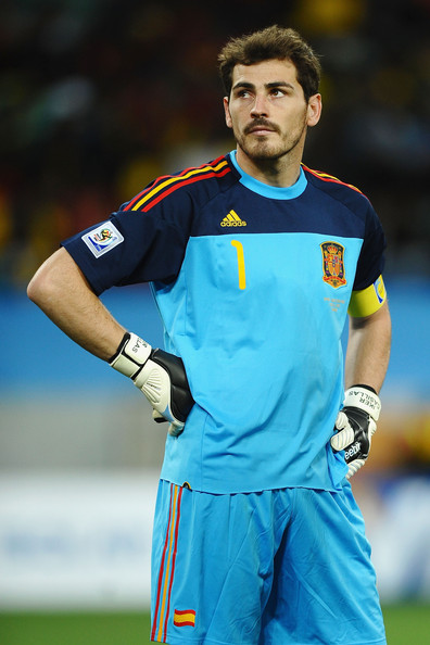 Iker Casillas Clothes