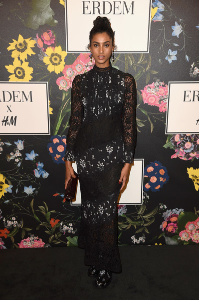 Imaan Hammam Lace Dress