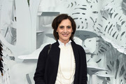 Ines de la Fressange Smoking Slippers