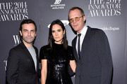 Nicolas Ghesquiere and Jennifer Connelly Photo