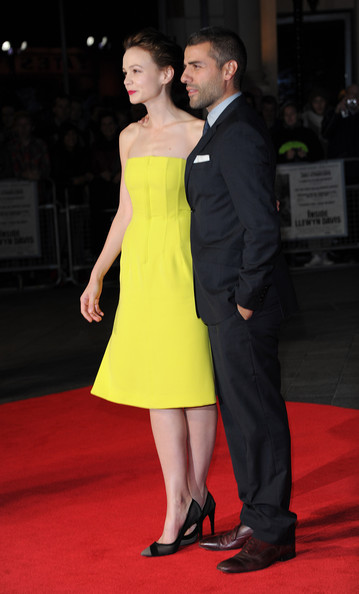 More Pics of Carey Mulligan Pumps (4 of 59) - Carey Mulligan Lookbook - StyleBistro