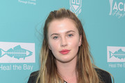 Ireland Baldwin Half Up Half Down