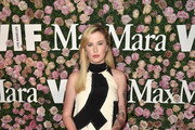Ireland Baldwin Midi Dress