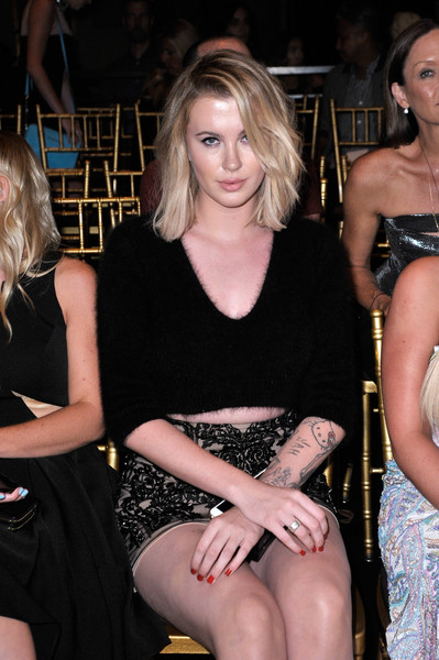 Ireland Baldwin Crop Top