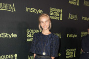 Isabel Lucas Crop Top