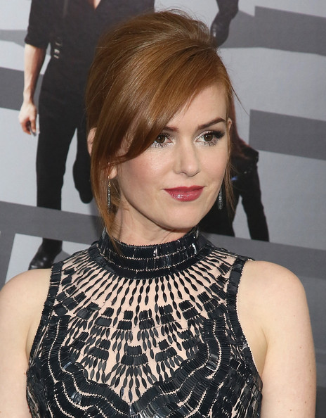 Isla Fisher Beauty