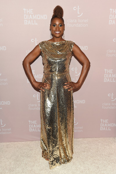 Issa Rae Sequin Dress