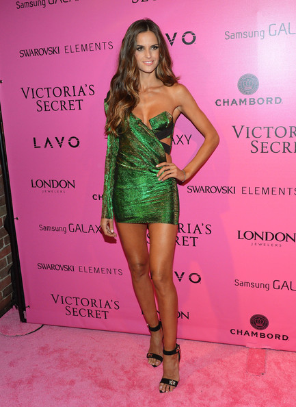 Izabel Goulart Strappy Sandals