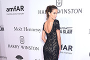 Izabel Goulart Lace Dress