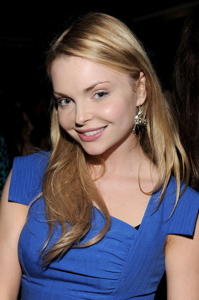 Izabella Miko Dangle Decorative Earrings [hair,face,hairstyle,blond,eyebrow,long hair,beauty,brown hair,chin,lip,izabella miko,giuseppe zanotti design,west hollywood,california,trousdale,party,party,beverly hills store opening,giuseppe zanotti design beverly hills store opening]