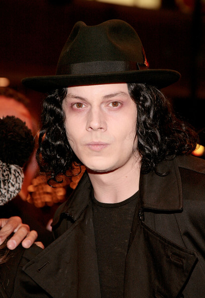 Jack White Suede Dress Hat