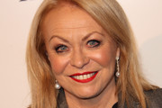 Jacki Weaver Red Lipstick