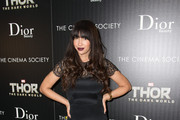 Jackie Cruz Evening Dress