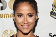 Jackie Guerrido Twisted Bun