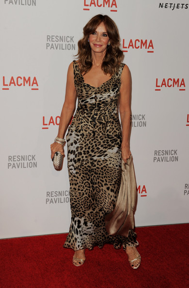 Jaclyn Smith Silk Scarf [red carpet,clothing,carpet,dress,fashion,fashion model,premiere,flooring,long hair,cocktail dress,jaclyn smith,unmasking,the resnick pavilion,california,los angeles,lacma,lacma - arrivals,gala]