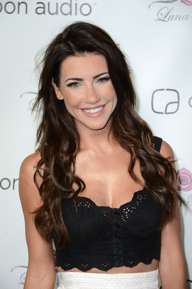 Jacqueline MacInnes Wood Long Wavy Cut