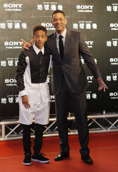 Jaden Smith Button Down Shirt