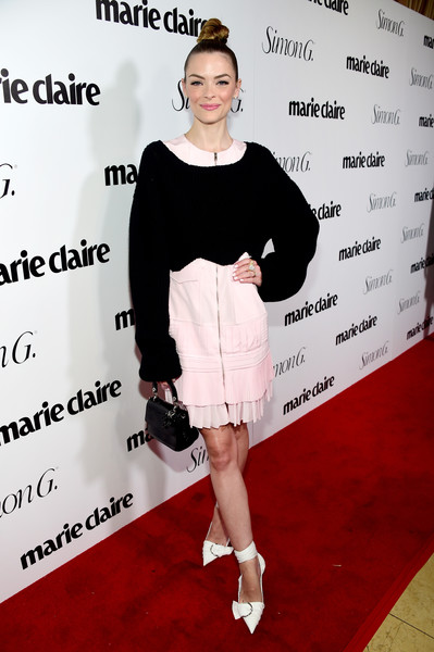 Jaime King Pumps