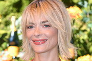 Jaime King Layered Razor Cut