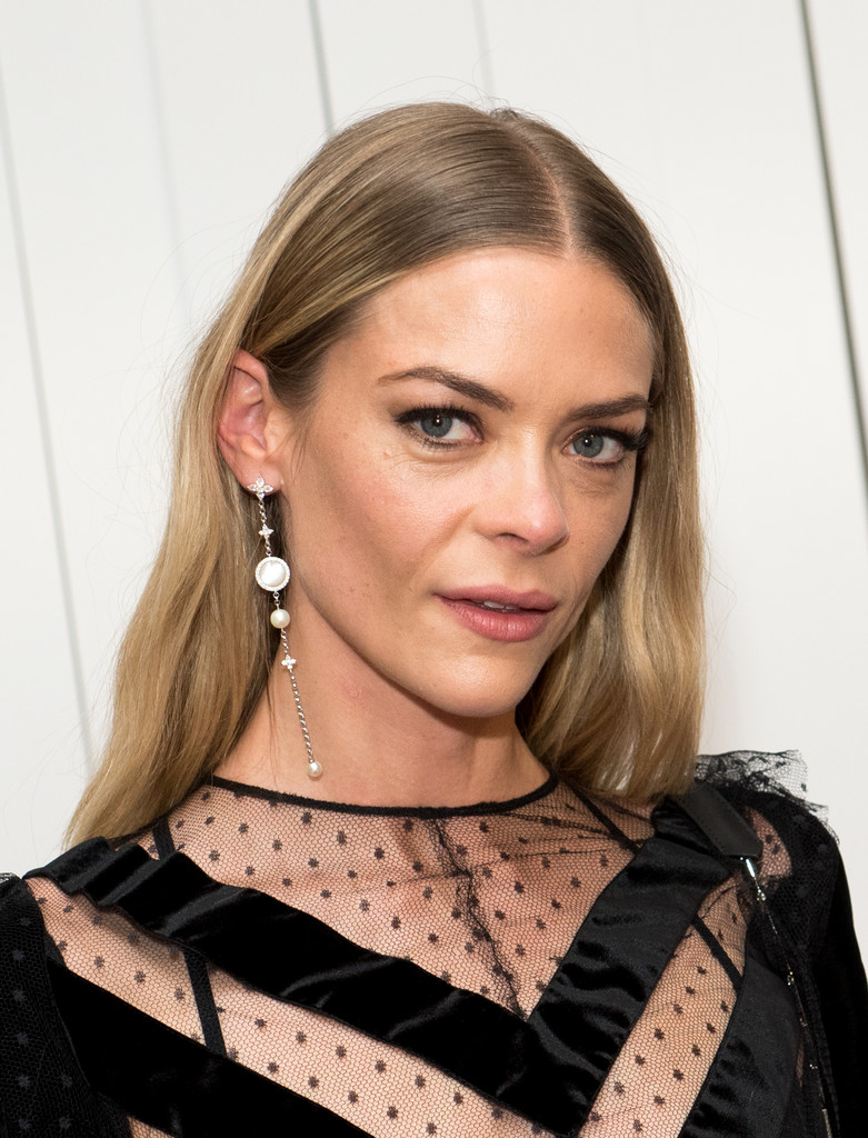 Jaime King Long Center Part Jaime King Long Hairstyles