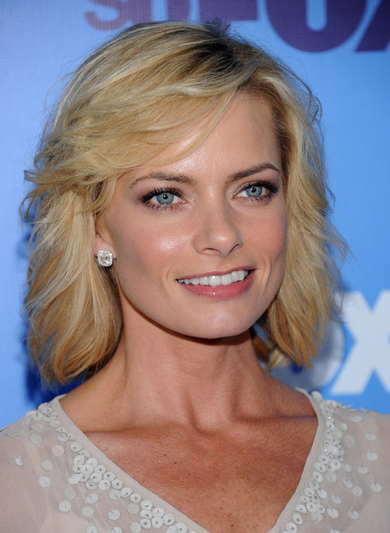 Jaime Pressly Layered Razor Cut
