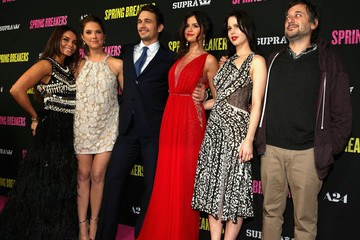 James Franco Ashley Benson 'Spring Breakers' Premieres in Hollywood 2