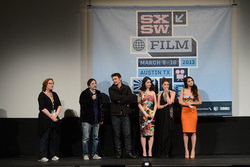 James Franco Ashley Benson 'Spring Breakers' Q&A at SXSW