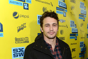 James Franco Zip-up Jacket